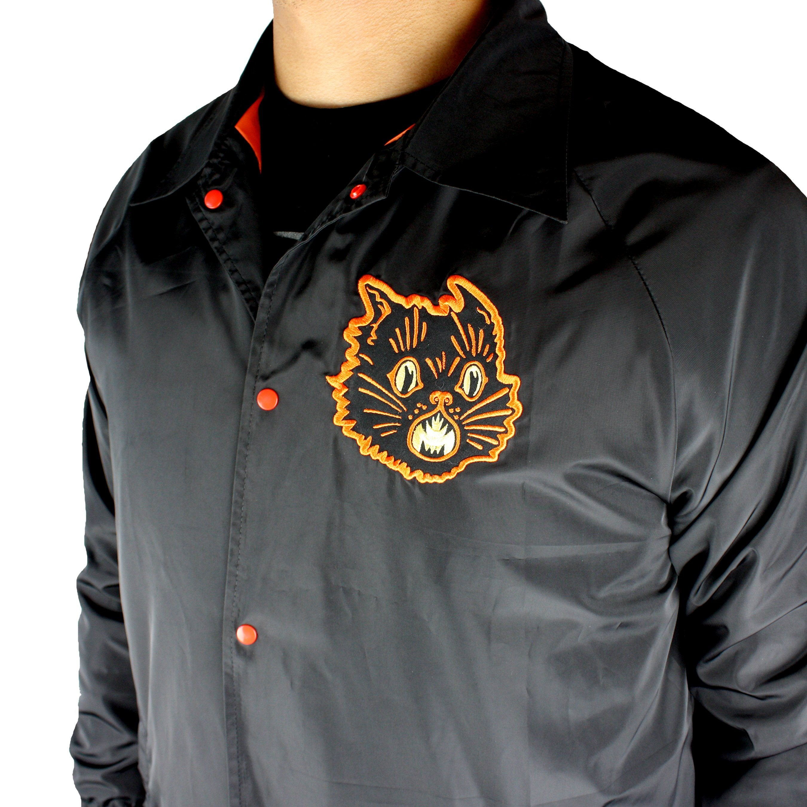 Beistle® Scratch Cat Coach Jacket