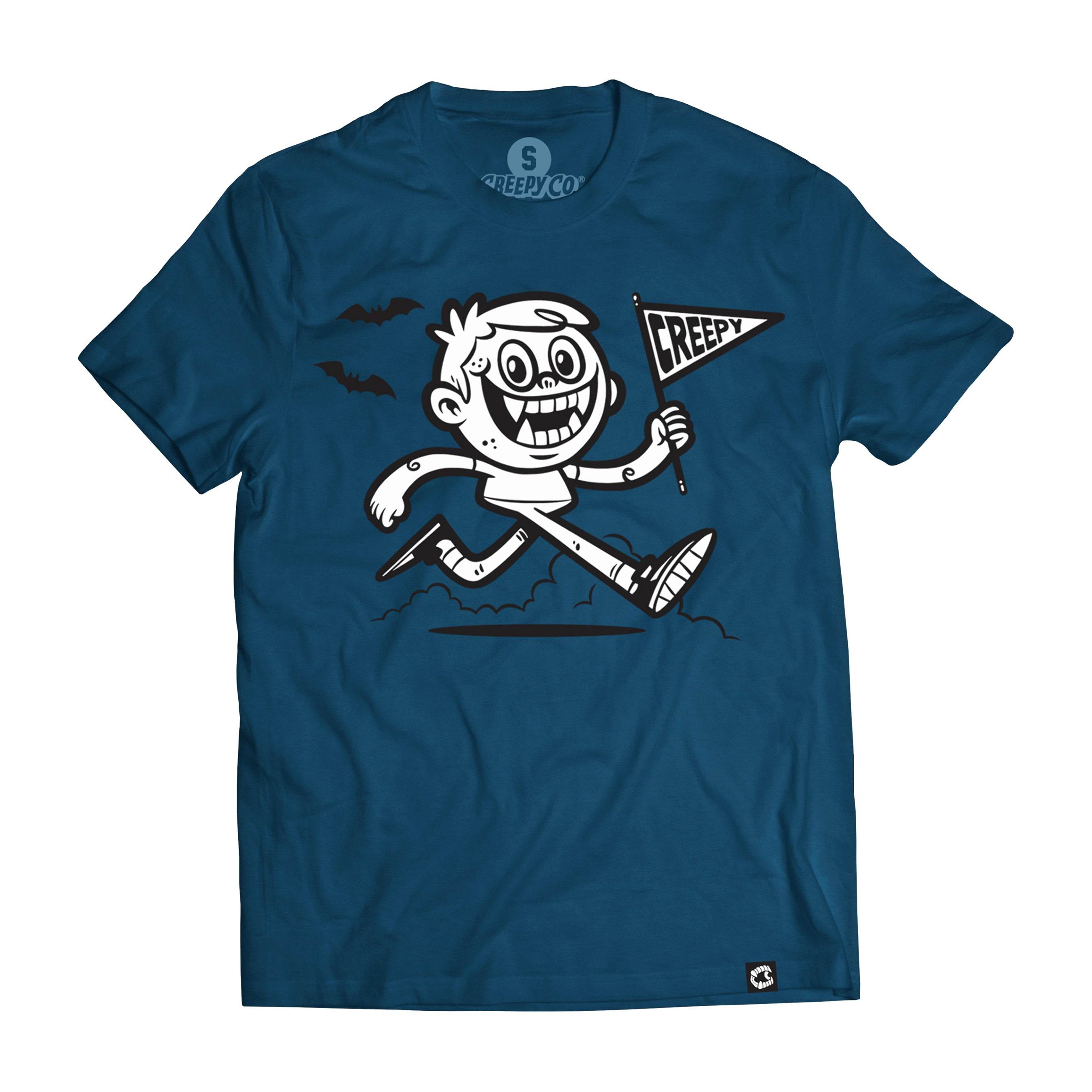 Bosco Bloodworth Pennant Tee