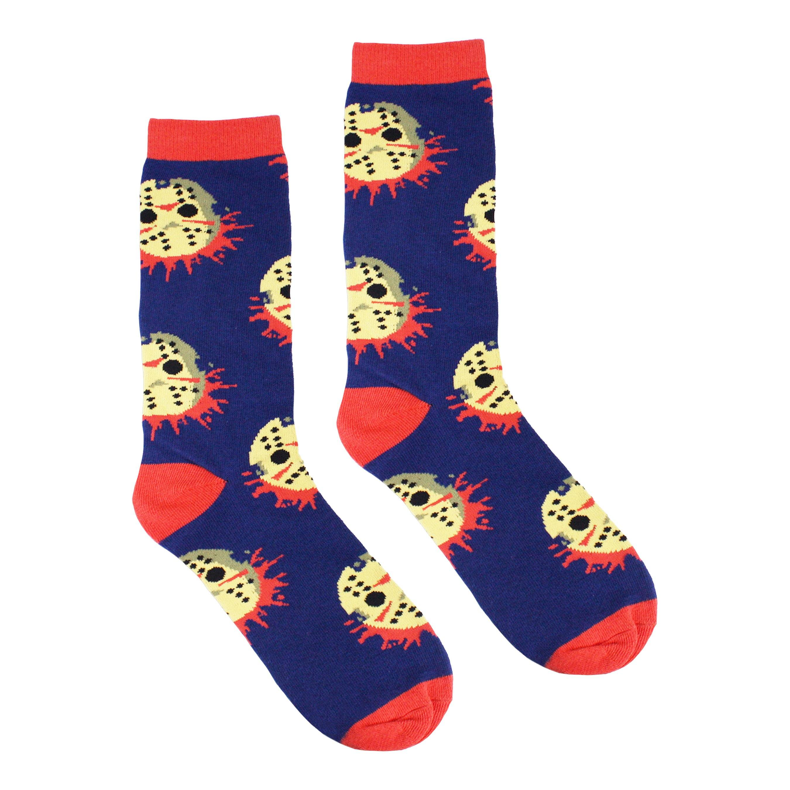 Camp Slasher Socks