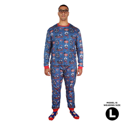 Camp Slasher Pajama Set