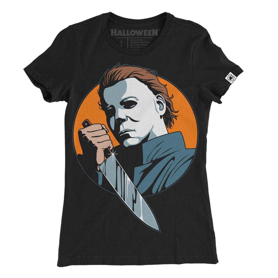 9525ae0a Michael Myers® Icon Ladies Tee