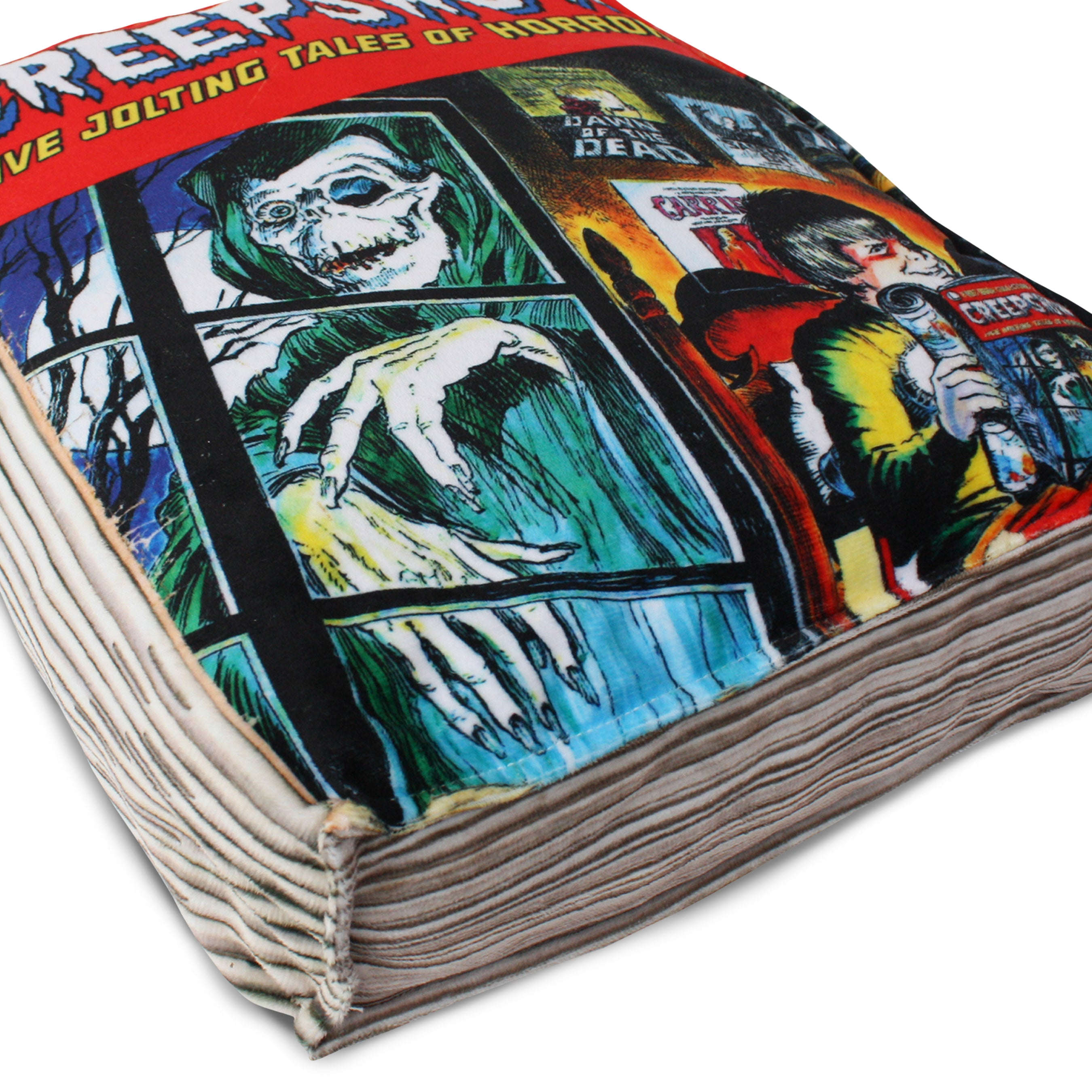 Creepshow Comic Book Plush Cushion