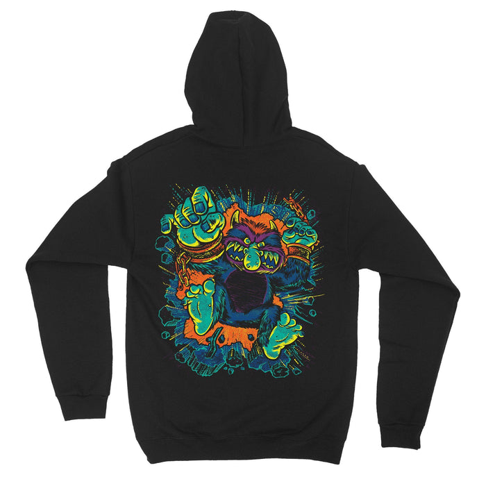 My Pet Monster™ Dungeon Escape Zippered Hoodie - Creepy Co.