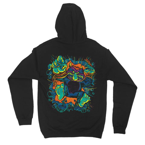 My Pet Monster™ Dungeon Escape Zippered Hoodie