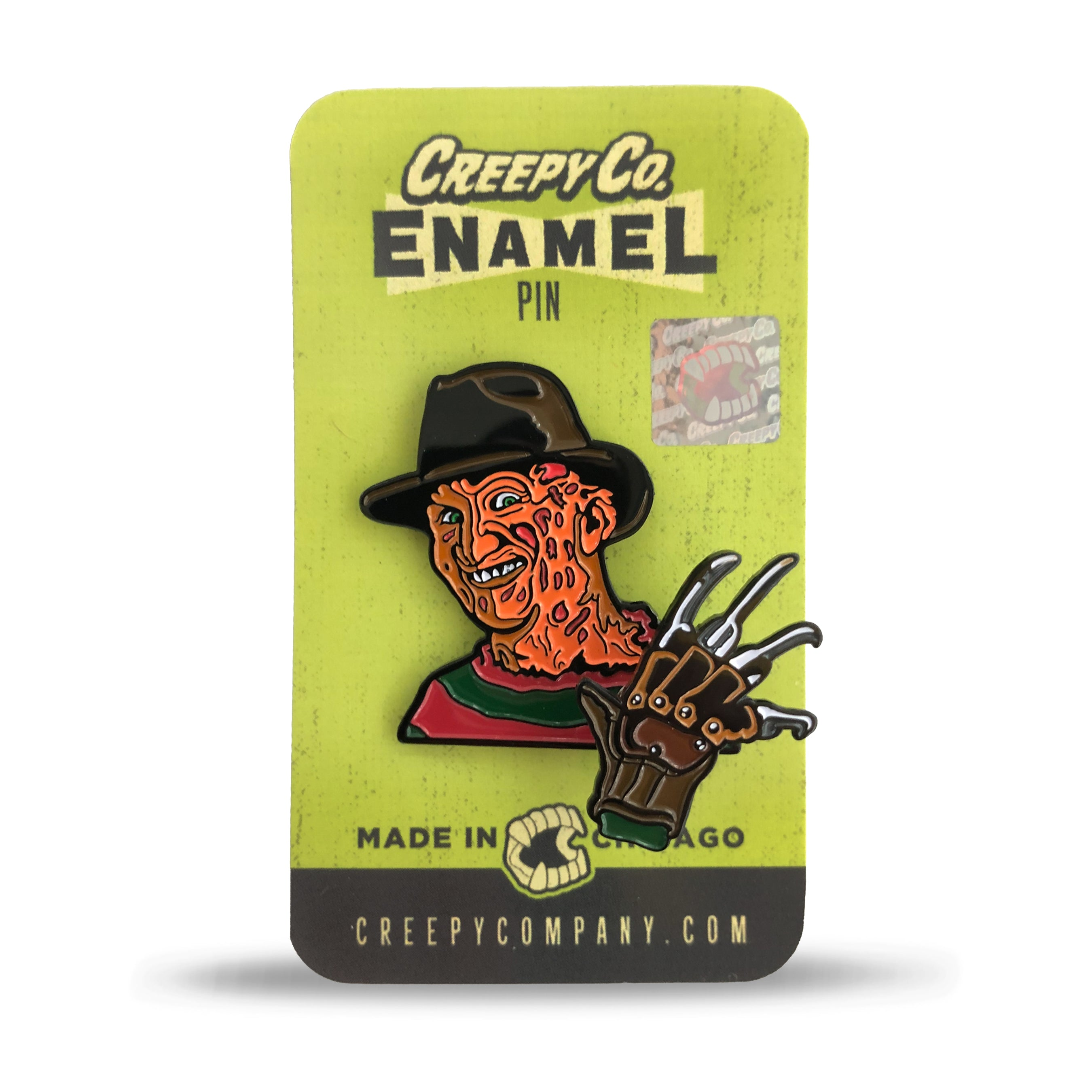 Deadly Dream Crasher Deluxe Enamel Pin (2015)