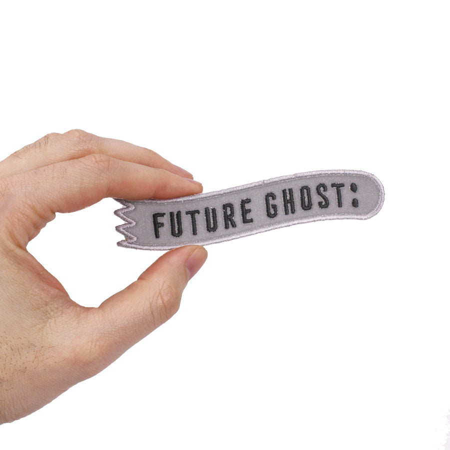 Future Ghost™ Reflective Mini Patch