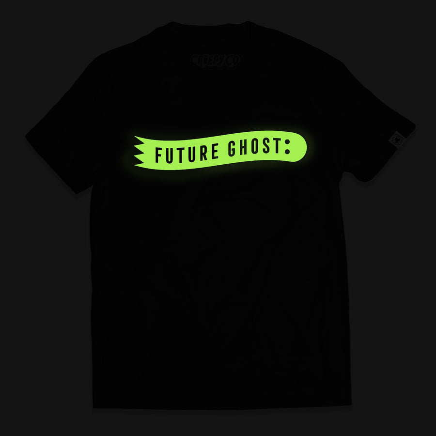 Future Ghost™ Glow-in-the-Dark Icon Shirt