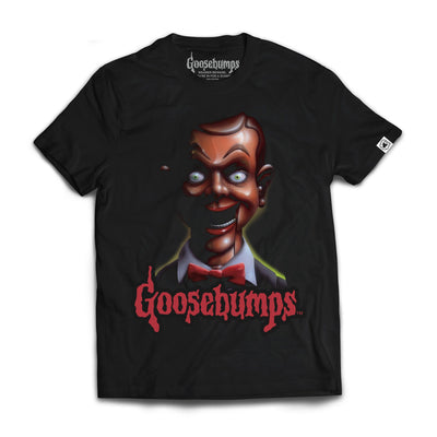 Goosebumps™ Living Dummy Unisex Shirt - Creepy Co.