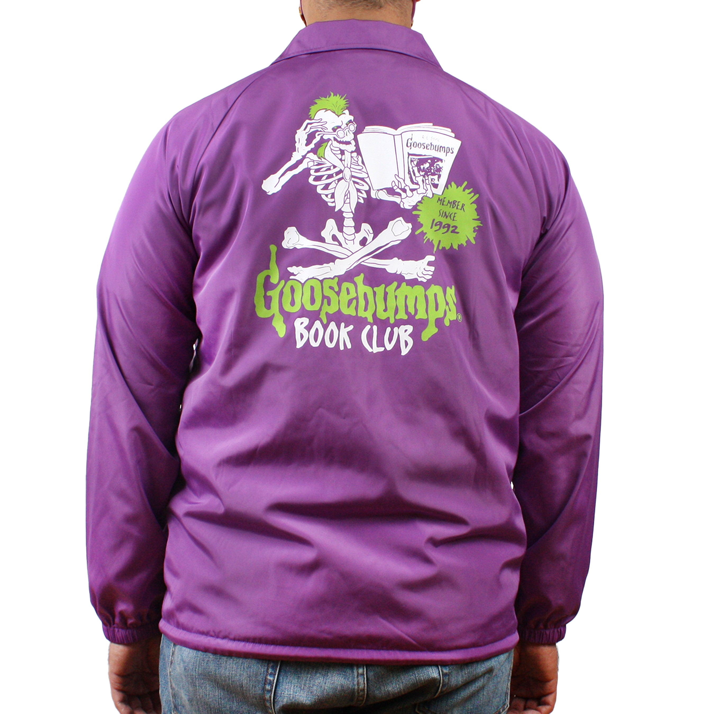 Goosebumps® 92 Coach Jacket