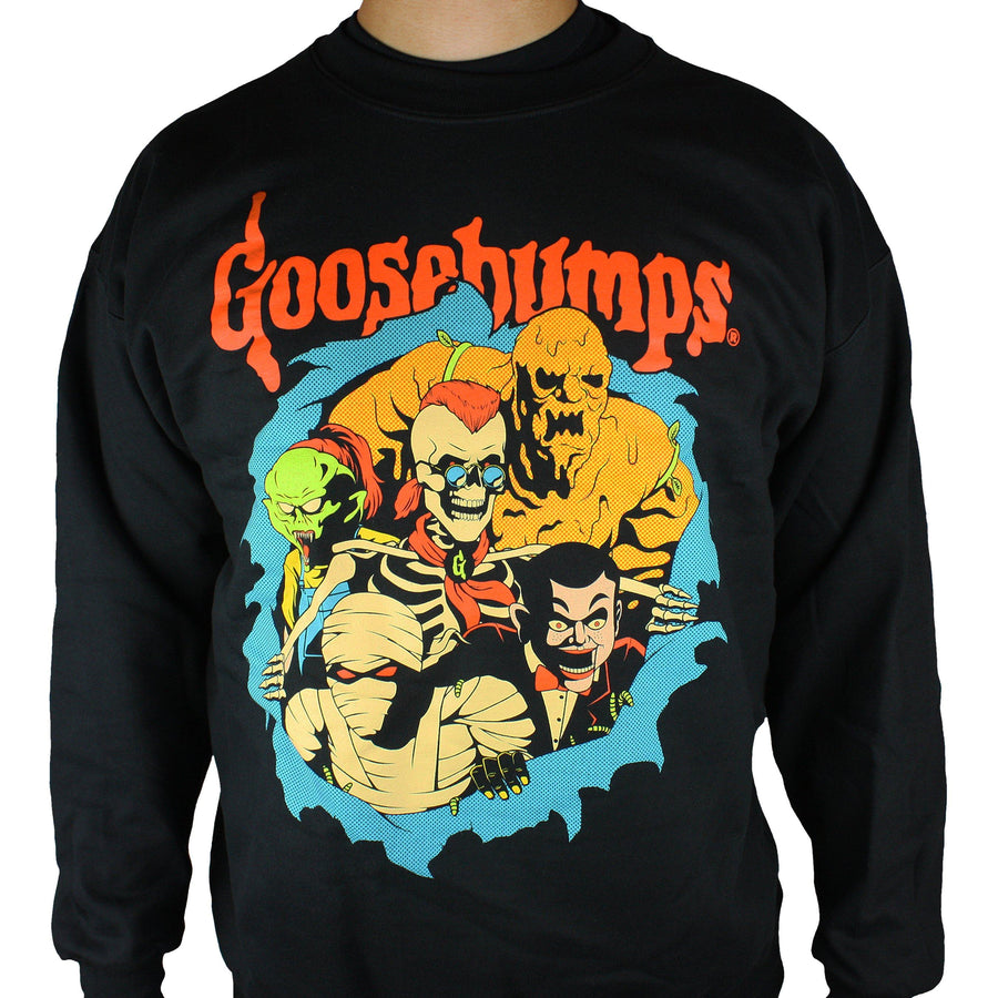 Goosebumps® Gang Crewneck Sweatshirt
