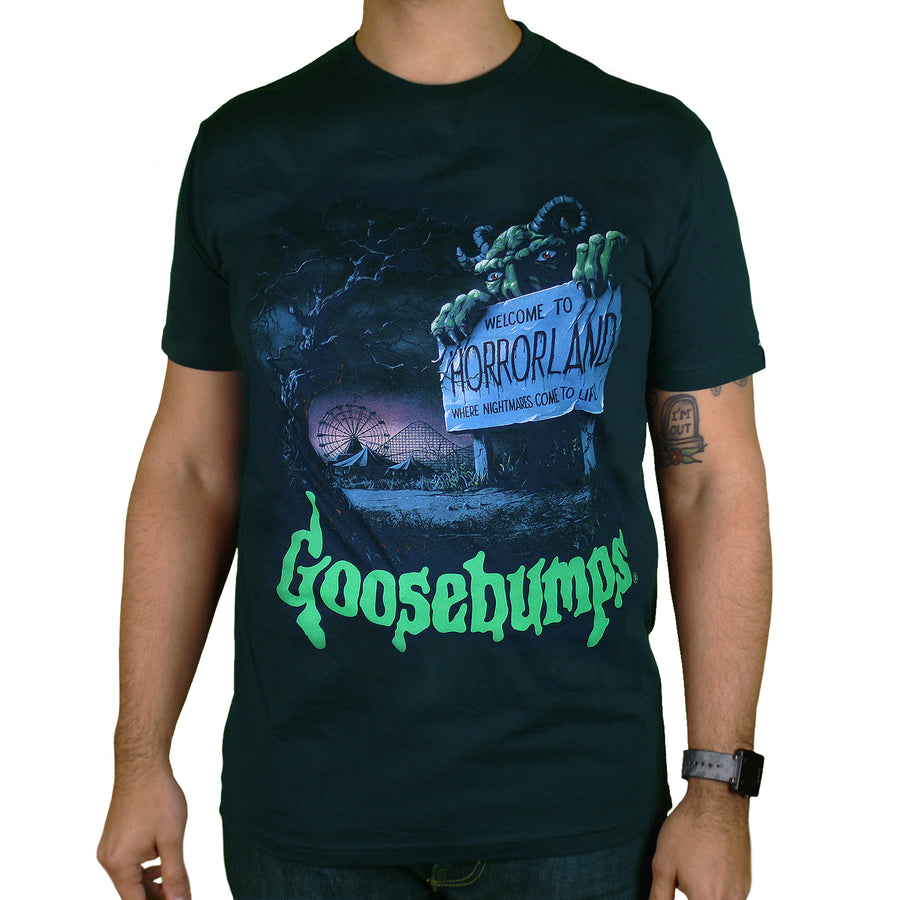 Goosebumps® Horrorland Tee