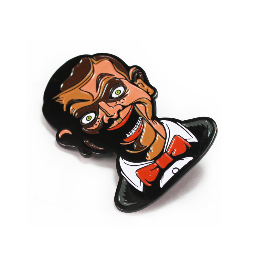 Goosebumps® Living Dummy Enamel Pin