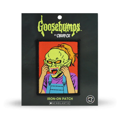 Goosebumps® Haunted Mask Patch