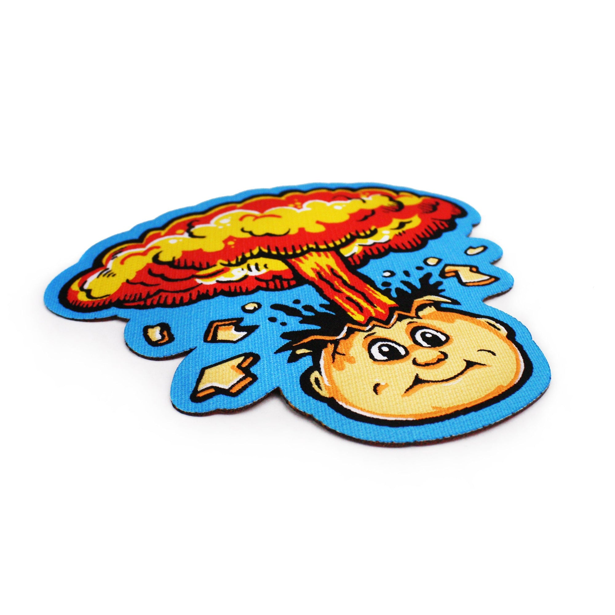 Garbage Pail Kids 174 Adam Bomb Patch Creepy Co