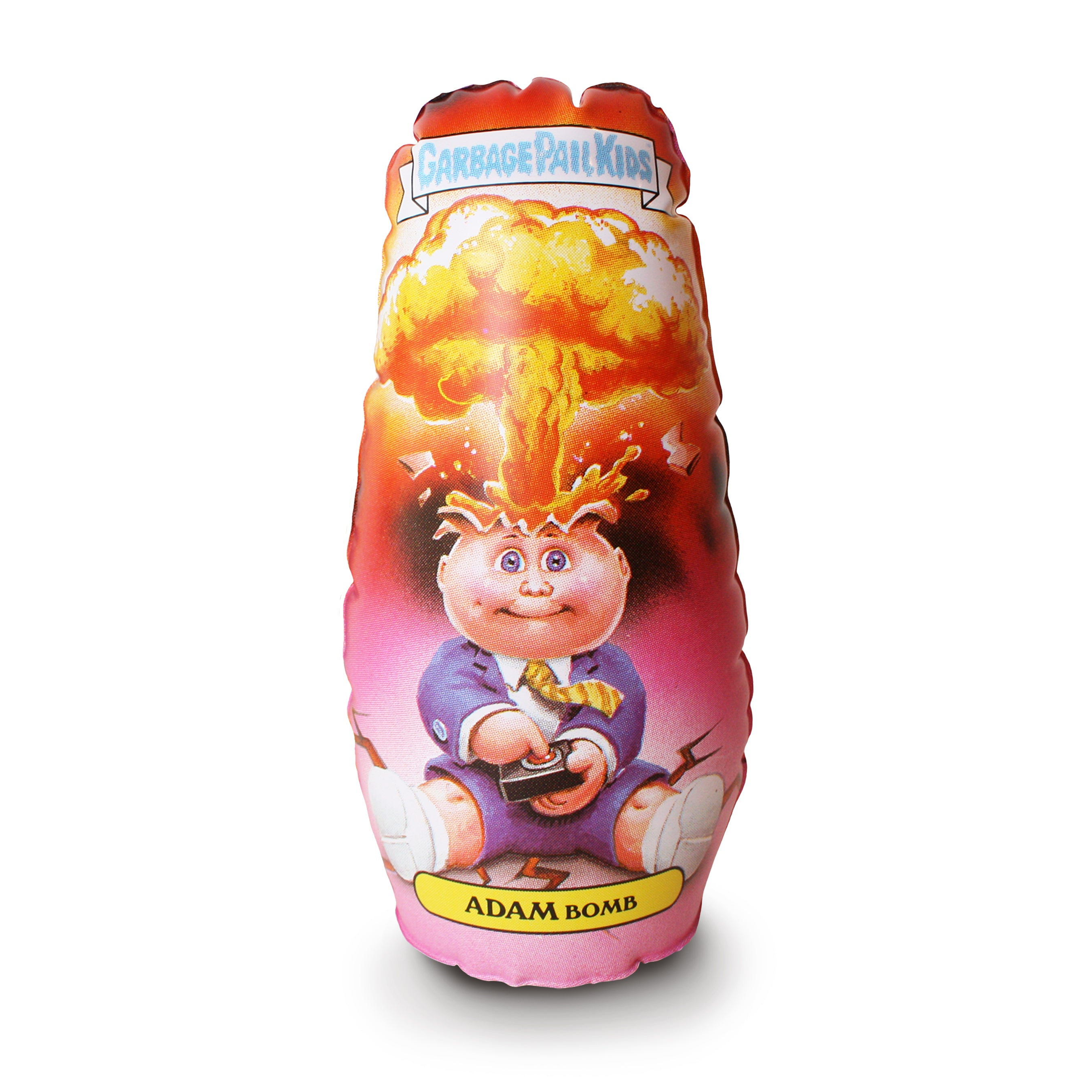 Garbage Pail Kids® Adam Bomb Mini Bop Bag