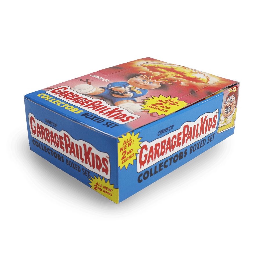 Garbage Pail Kids® Series 2 Enamel Pin Boxed Set
