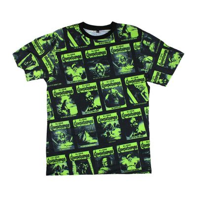 Goosebumps® Pattern Print Shirt