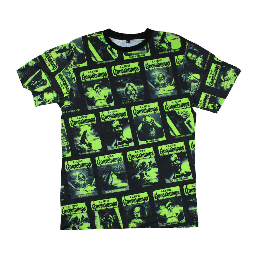 Where can you purchase Goosebumps clothing?