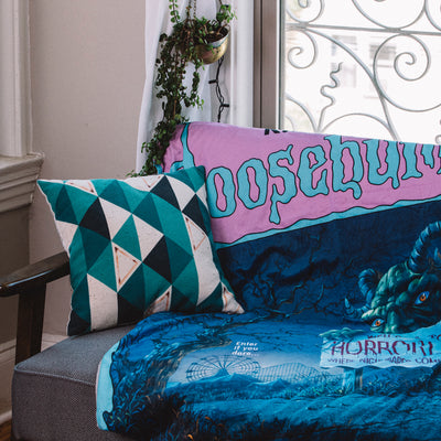 Goosebumps® Horrorland Throw Blanket