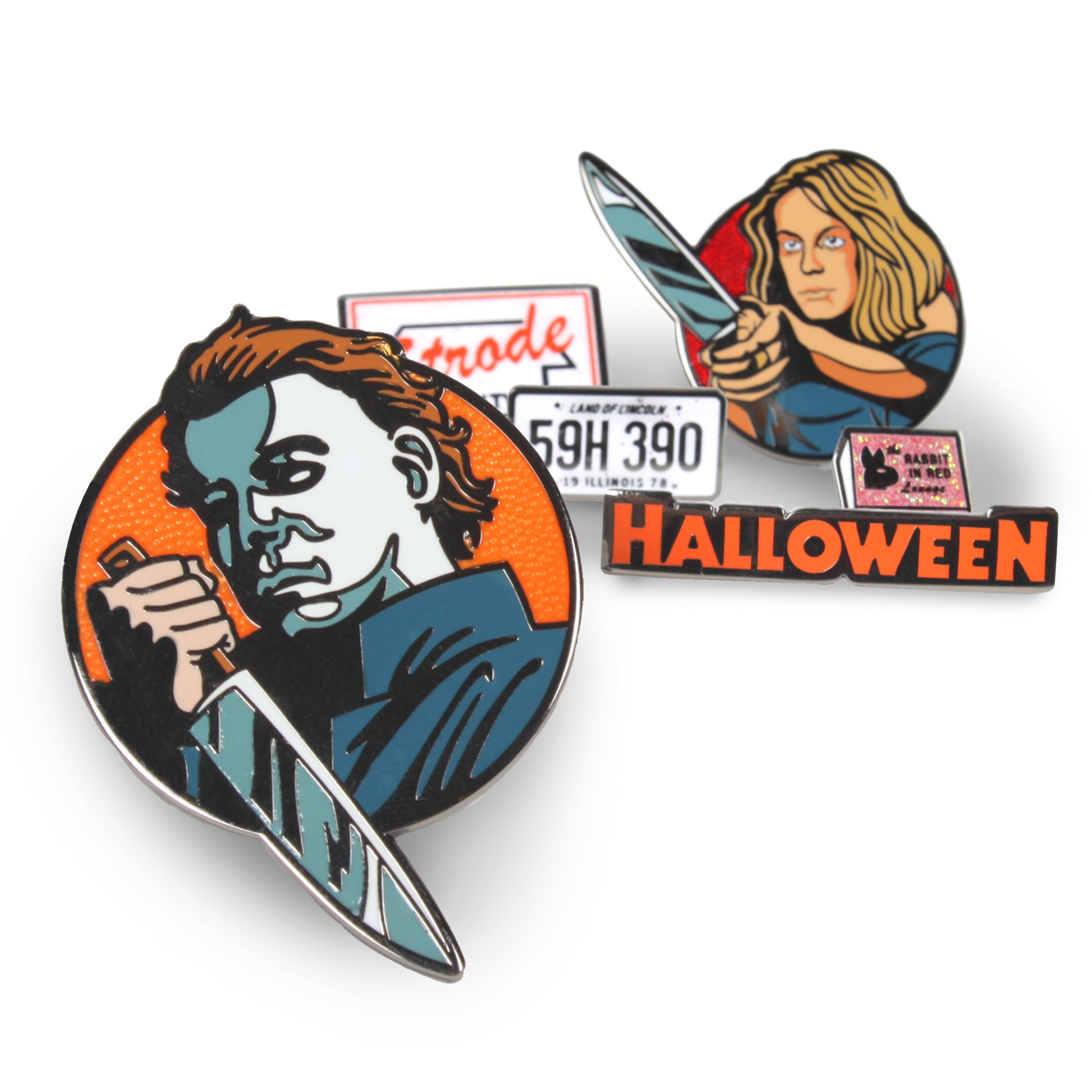 Halloween® 2020 Enamel Pin Collector's Set