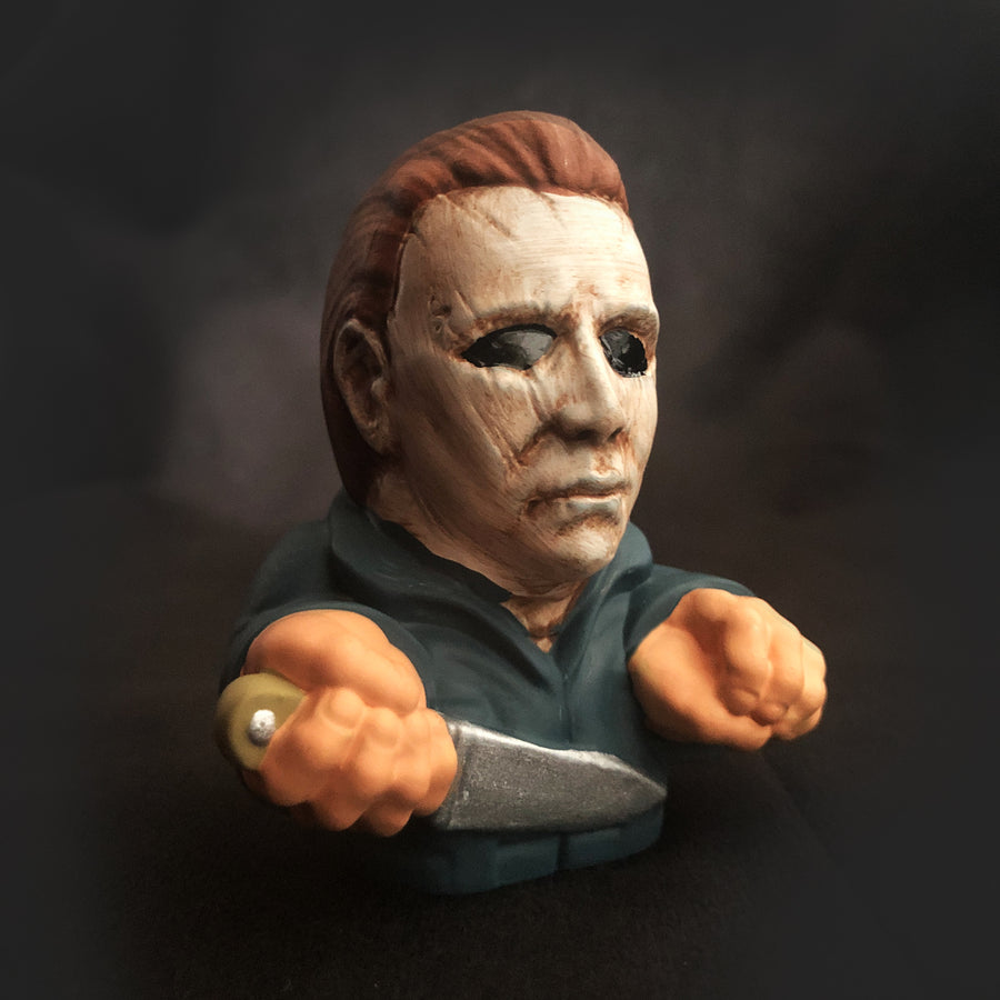 Michael Myers® Vinyl Mini Figure - Hand Painted Limited Edition