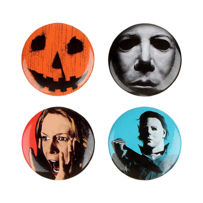 Halloween® Pinback Button Set