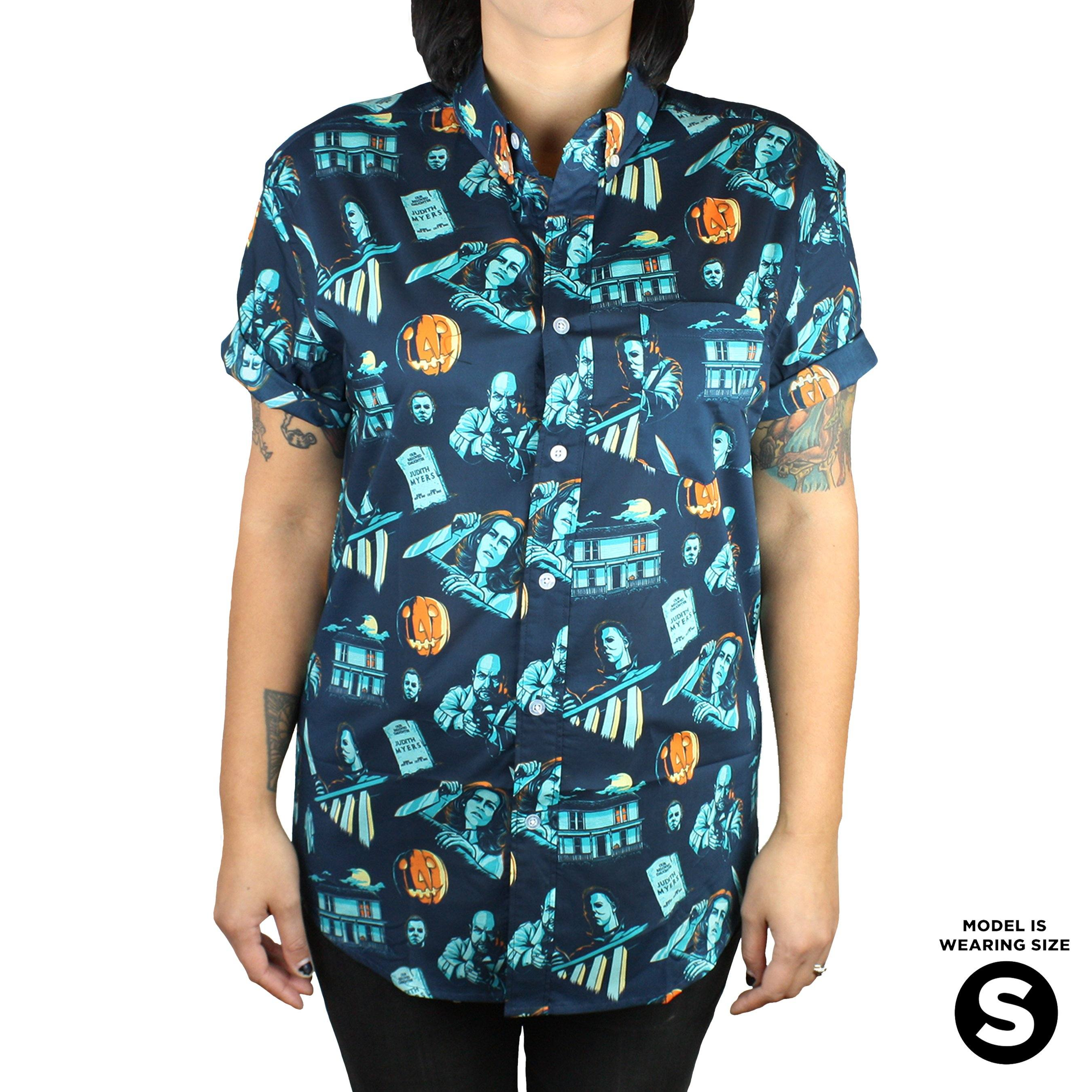 Halloween® 78 Button-Up Shirt