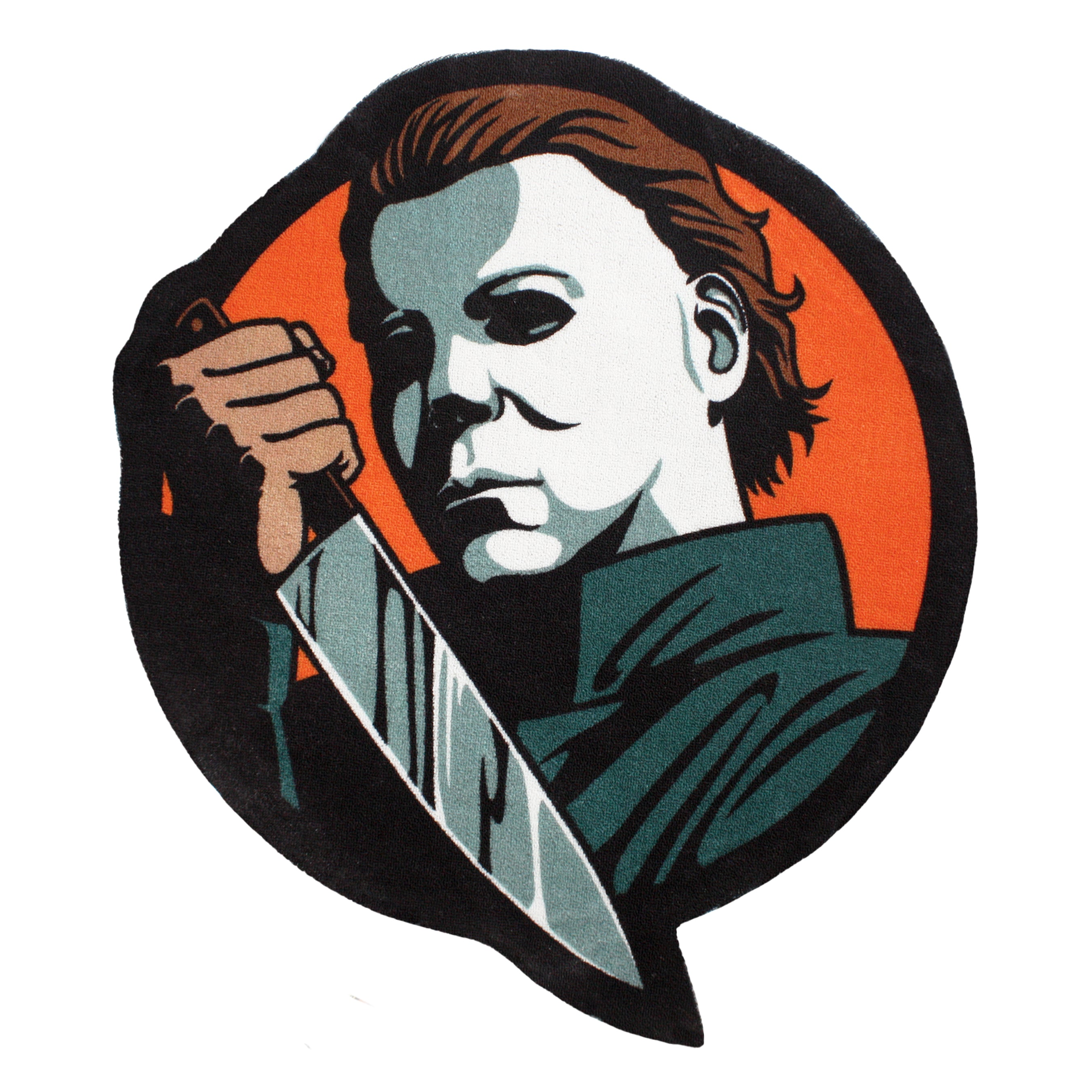 Halloween® Myers Icon Rug