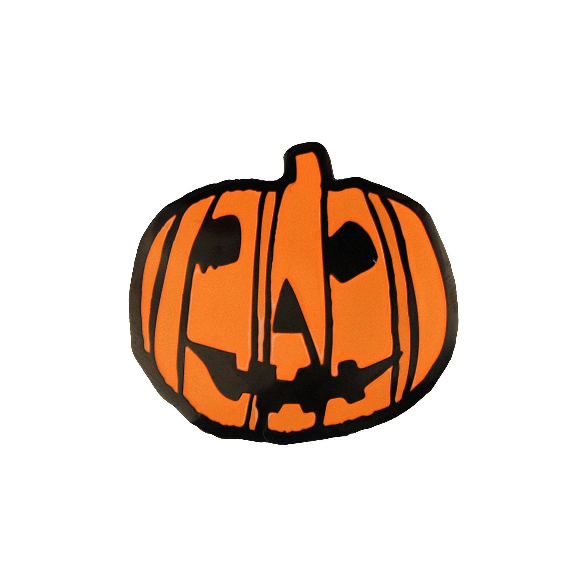 Halloween Movie Pumpkin 2018.Halloween 2018 Jack O Lantern Gid Enamel Pin