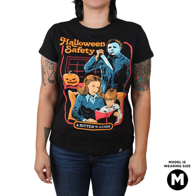 Halloween® Safety Ladies Tee