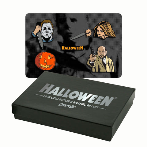 Halloween® 6-Pin Enamel Pin Collector's Set