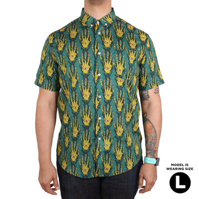 Handelabra Button-Up Shirt