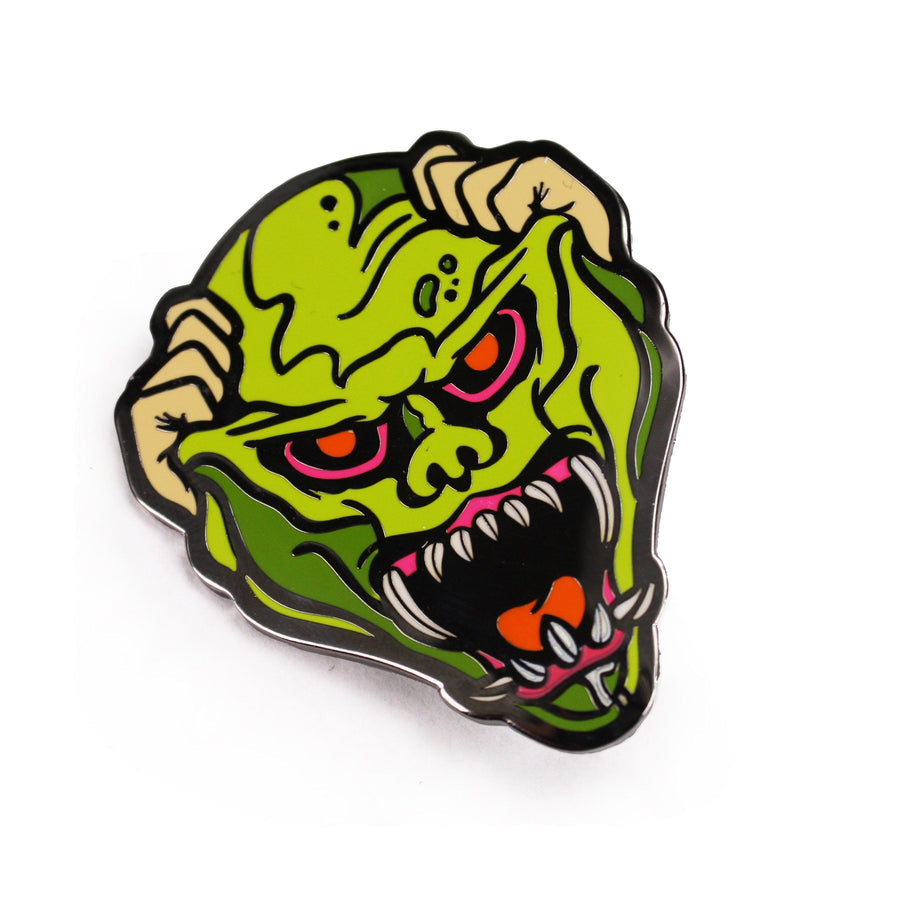 Goosebumps® Haunted Mask Enamel Pin