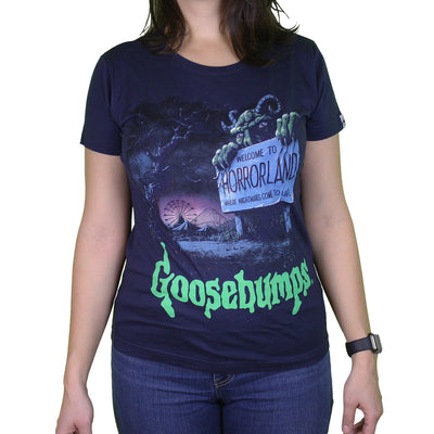 Goosebumps® Horrorland Ladies Tee