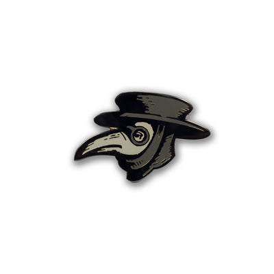 Plague Doctor 2.0 Enamel Pin