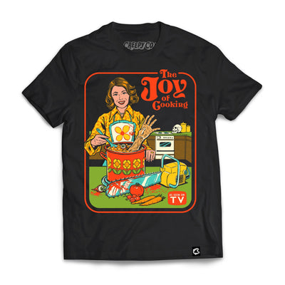 Joy of Cooking Tee