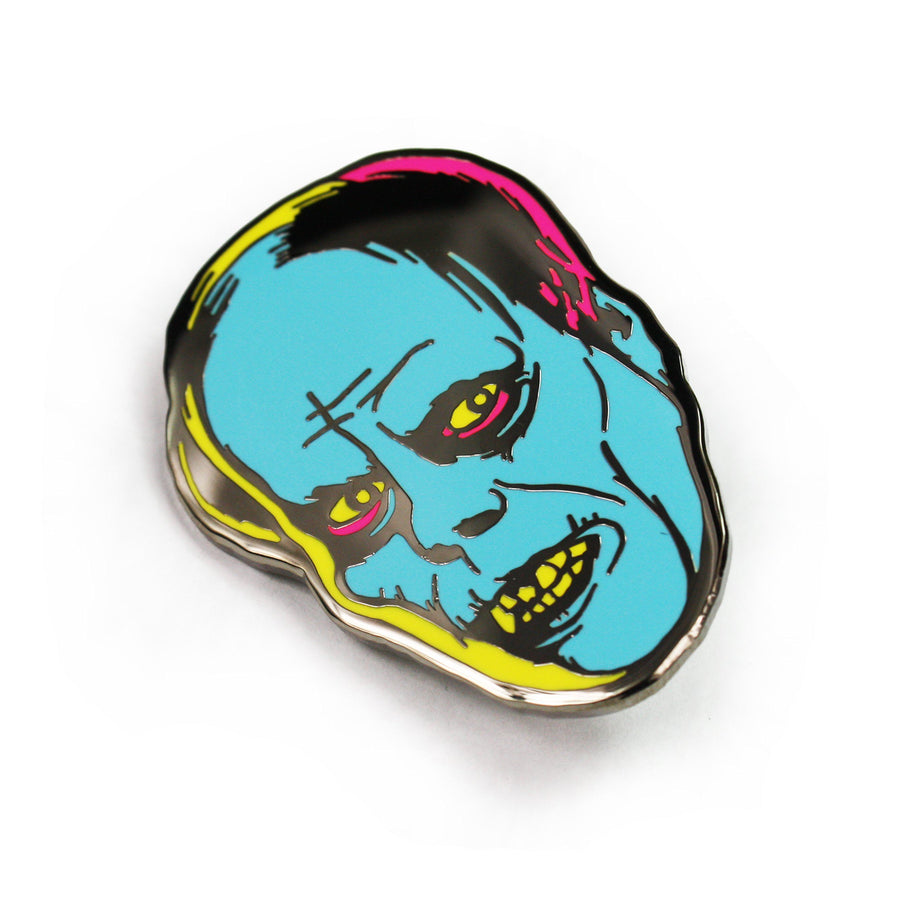 Lon Chaney Phantom Enamel Pin - CMYK Variant