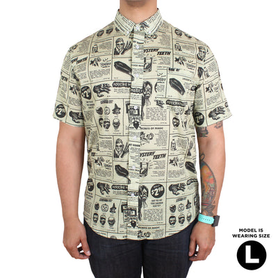Monstrous Mail Order Button-Up Shirt