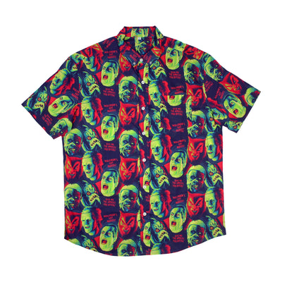 Squad Button-Up Shirt