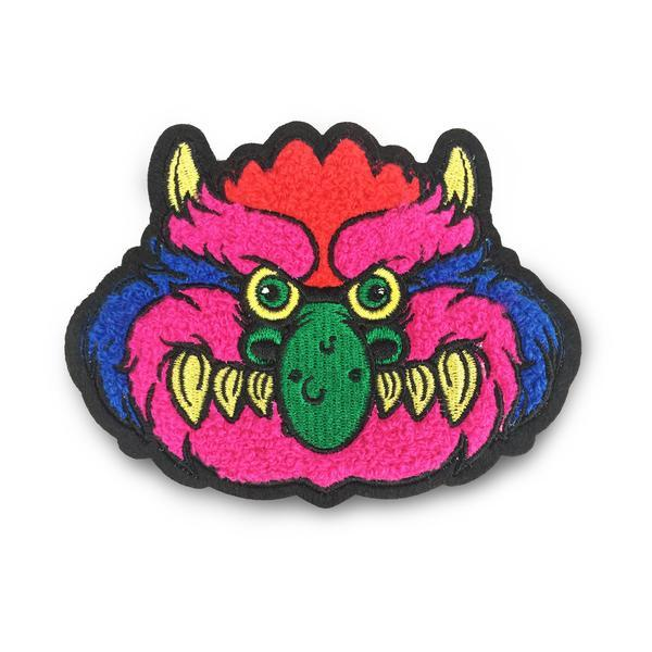 My Pet Monster™ Chenille Patch - Creepy Co.
