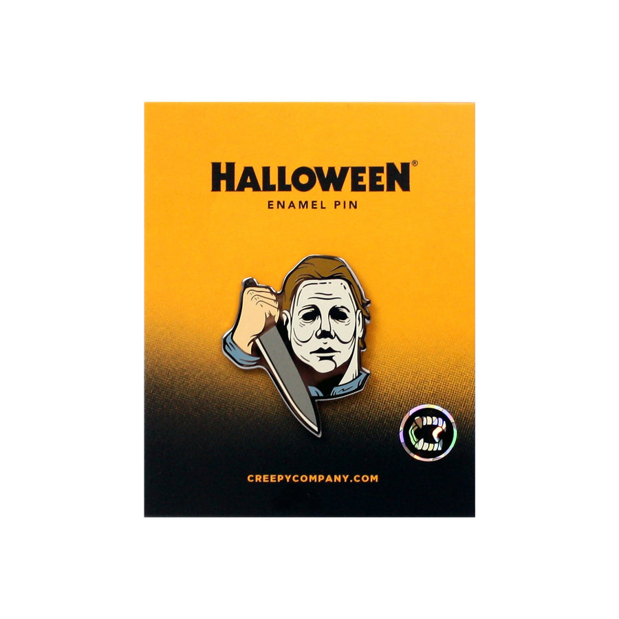 Michael Myers® Enamel Pin - Creepy Co.