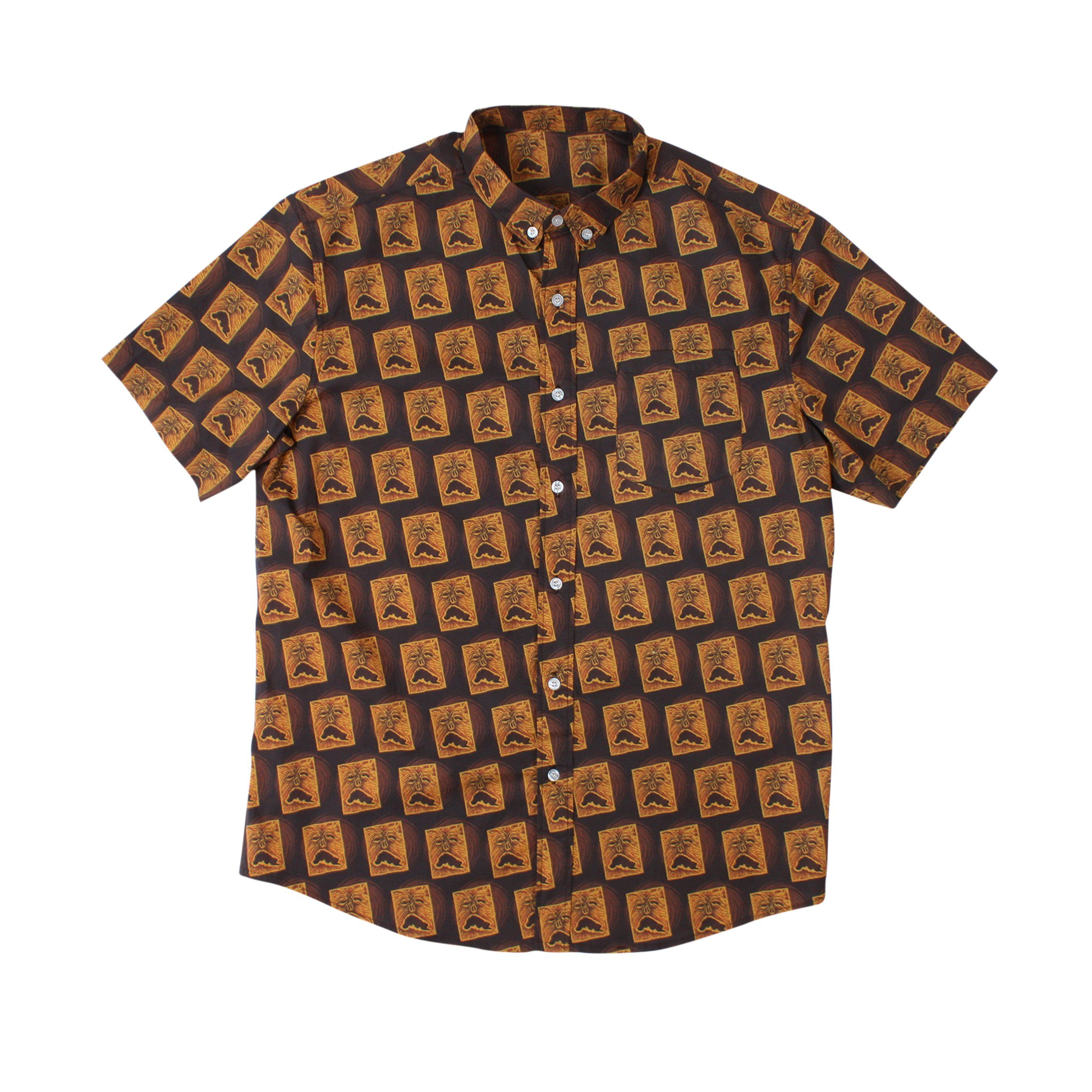 Necronomicon Button-Up Shirt