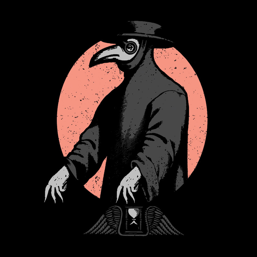Plague Doctor Ladies Tee - Creepy Co.