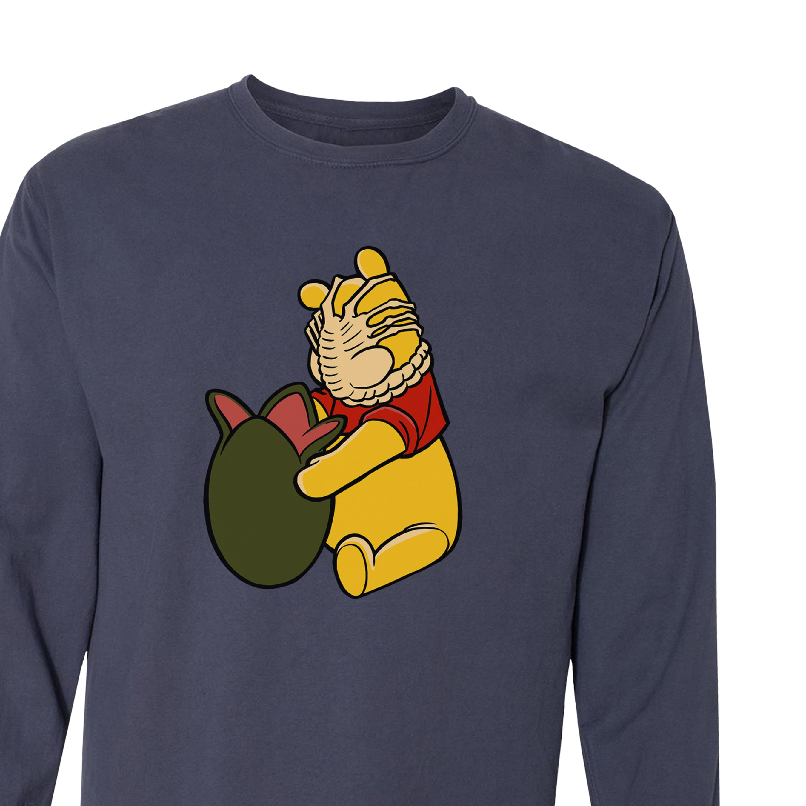 Pooh Cornered Deluxe Long Sleeve Tee