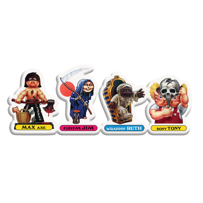 Garbage Pail Kids® Puffy Stick-Ons: Series 1