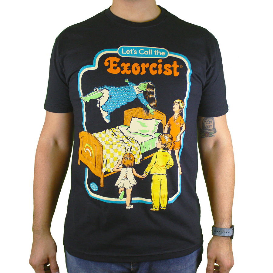 Call the Exorcist Unisex Shirt