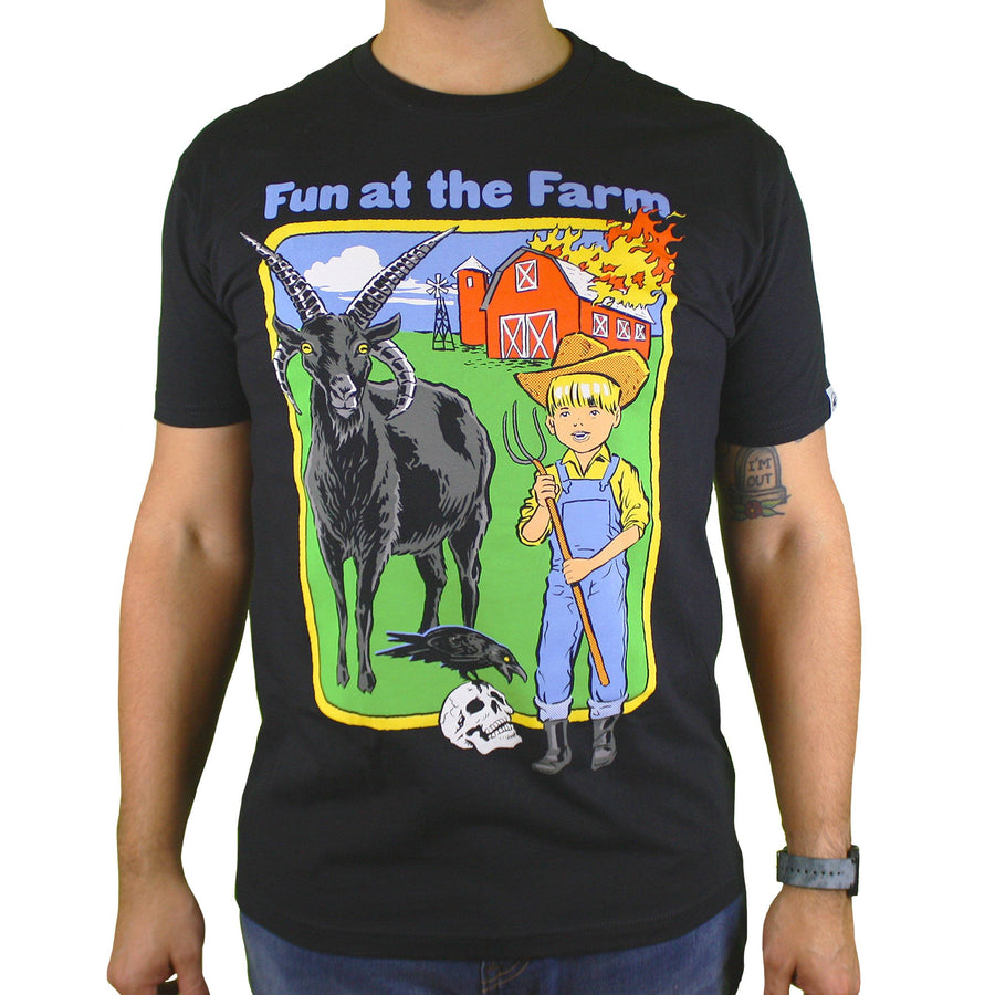 Fun at the Farm Unisex Shirt