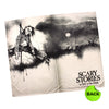 Scary Stories Book Throw Blanket