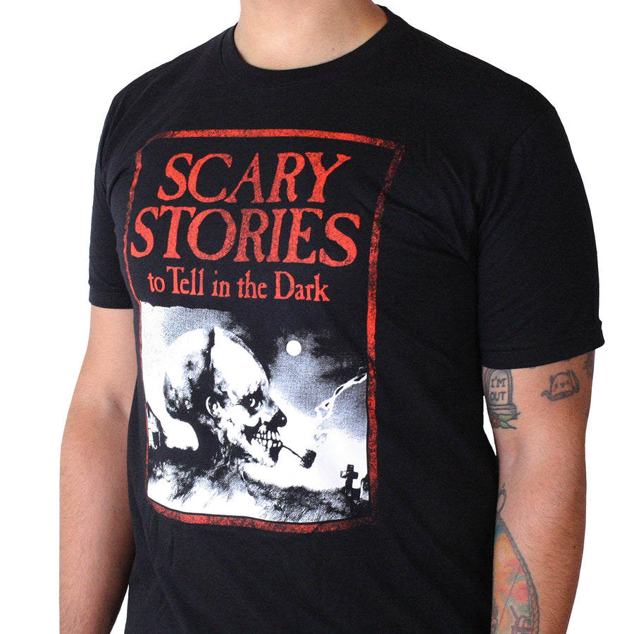 Scary Stories Cover Tee