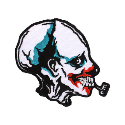 Scary Stories Pipe Clown Embroidered Patch